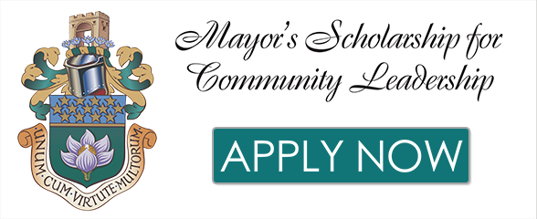 Mayor's Scholarship for Community Leadership